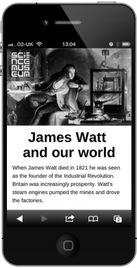 james-watt-home-iPhone-4S